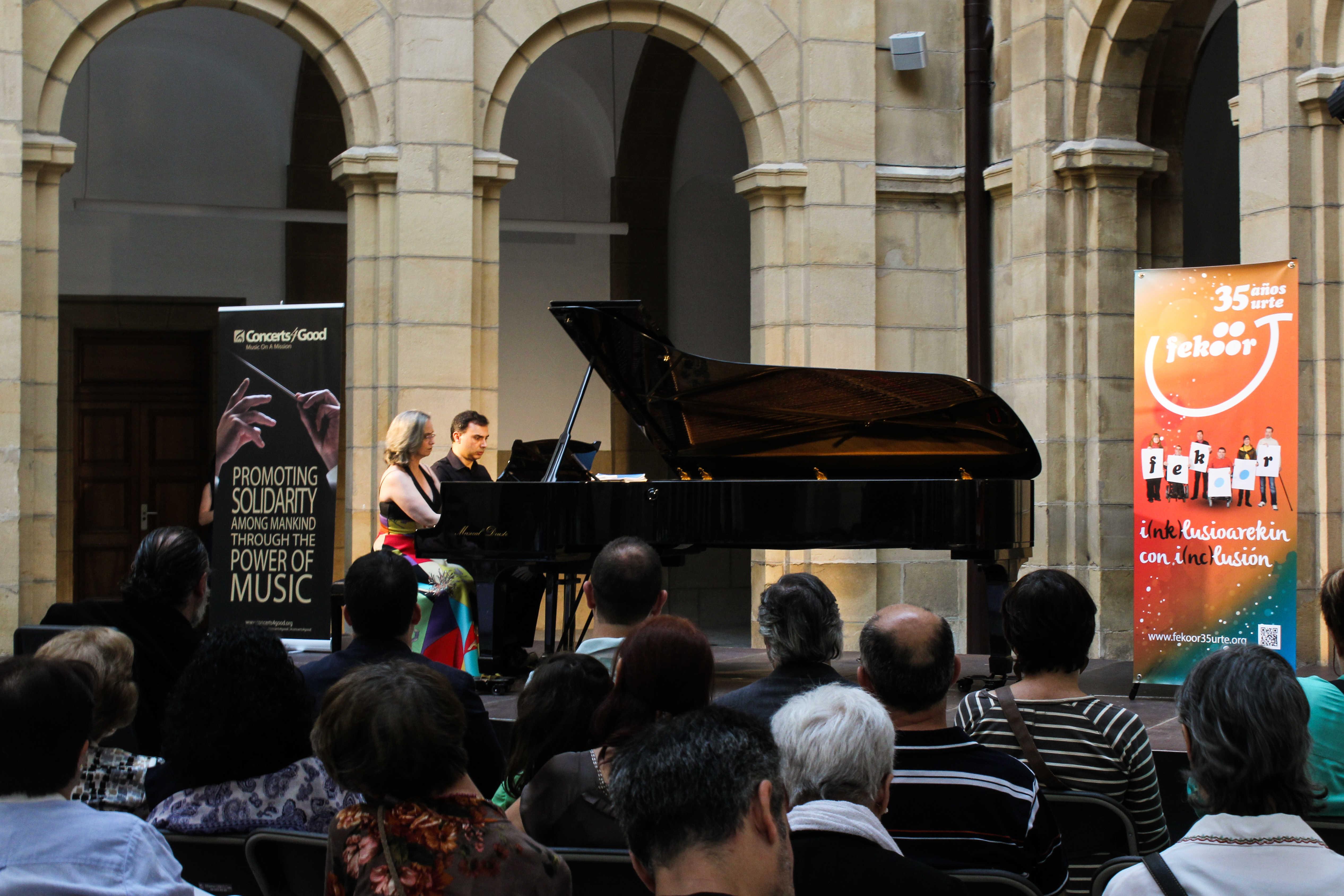 Concerts4Good Bilbao