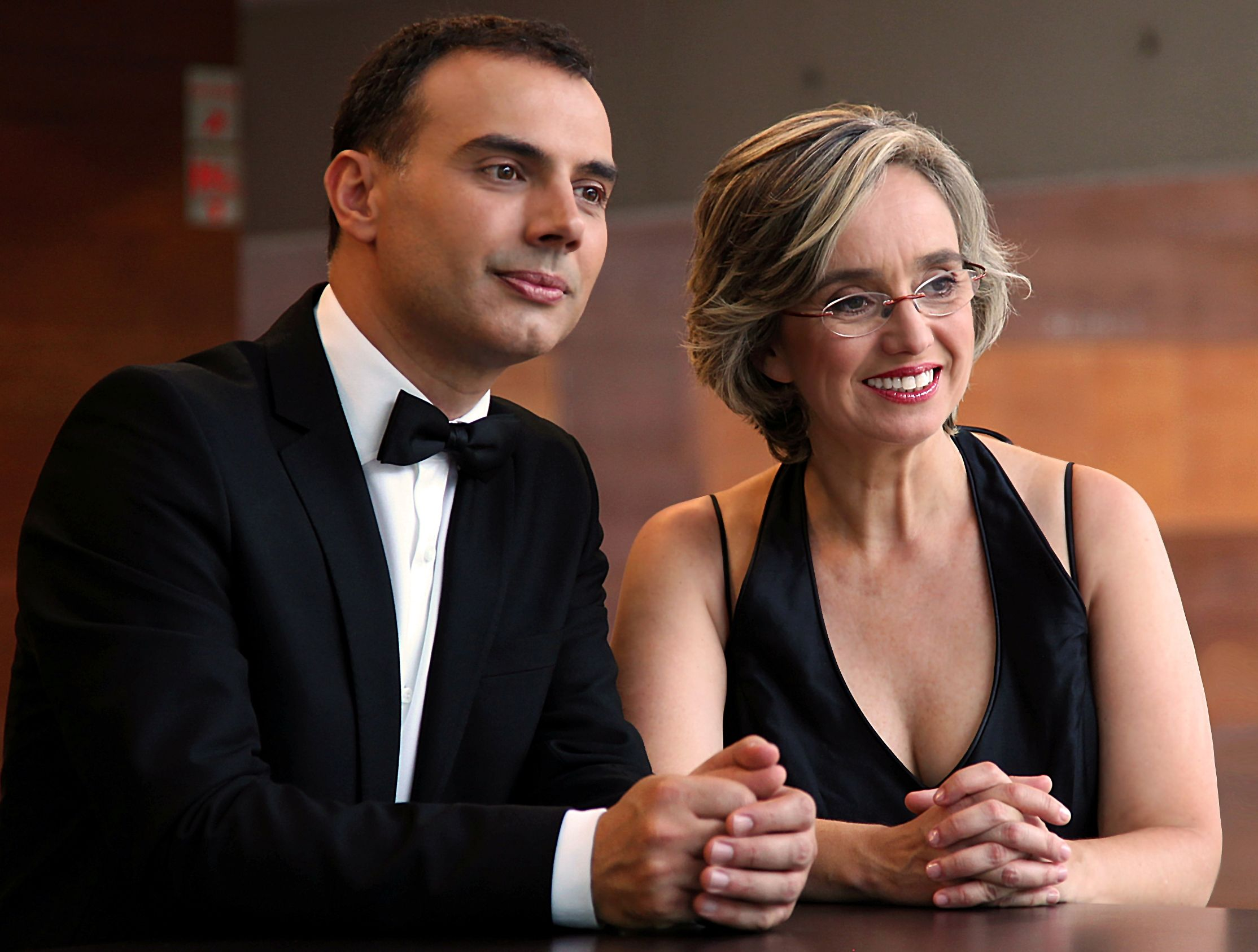 Carles & Sofia piano duo - 2