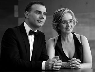 Carles Lama & Sofia Cabruja